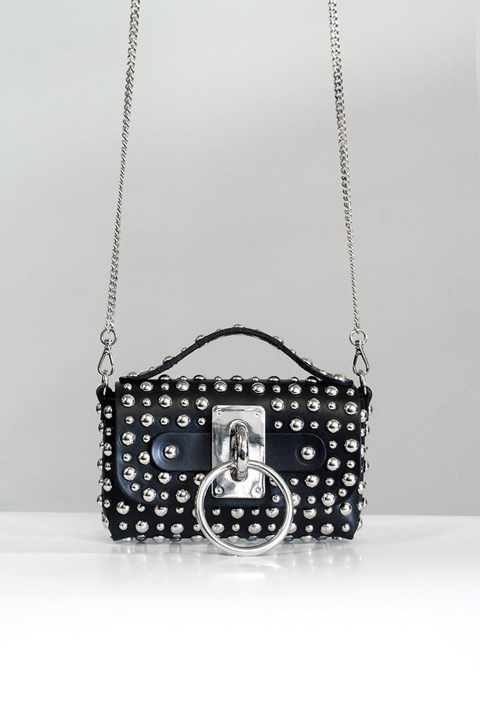 Mini Choker Bag - Studded Jewel Box