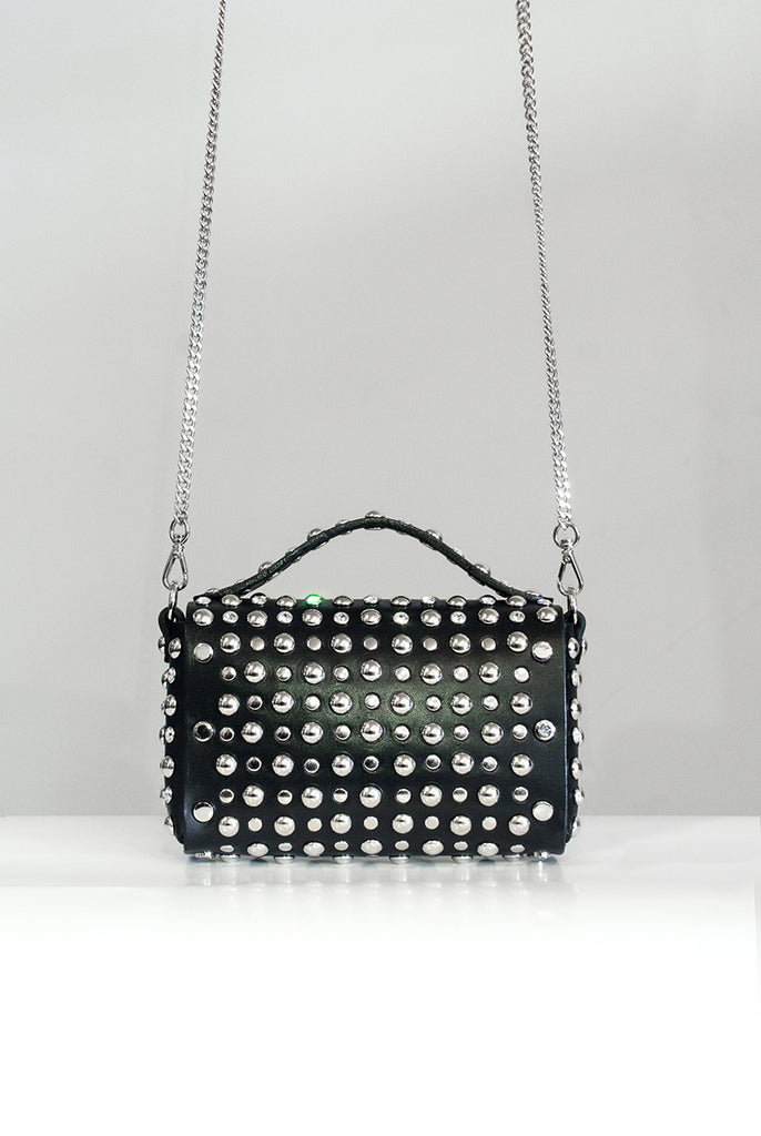 Mini Choker Bag - Studded Swarovski Jewel Box