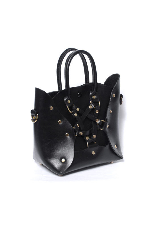 Mini Pentagram Bag - Black + More Colors