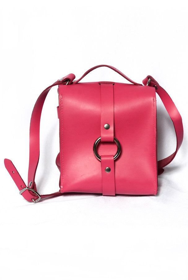 Mini Signature Bag - Pink
