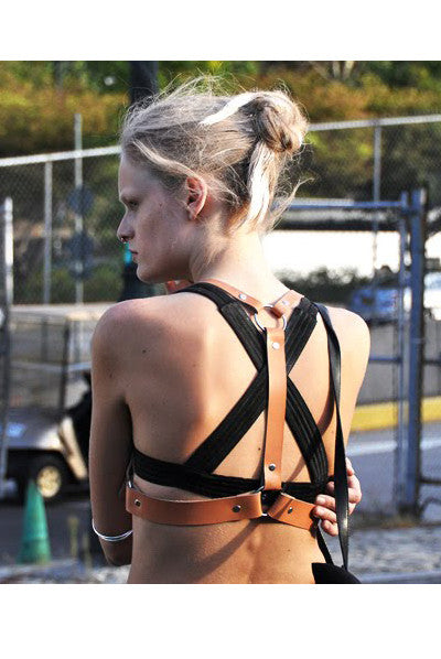 Signature Harness - Croc