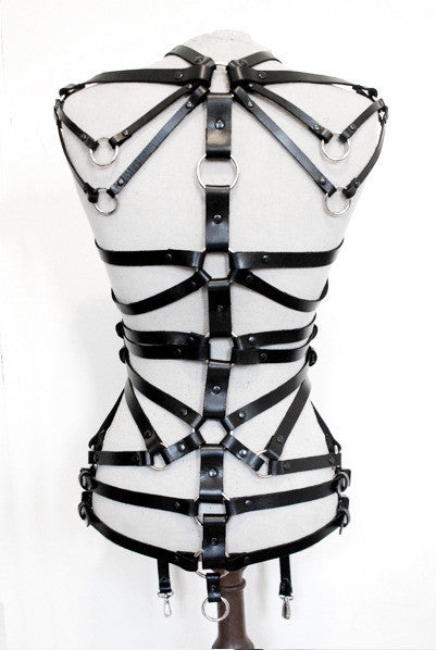 Skeleton Harness