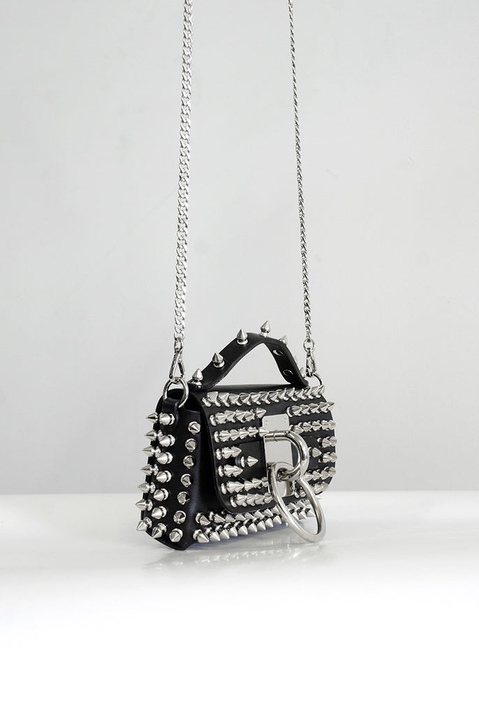 Mini Choker Bag - Spiked & Loaded