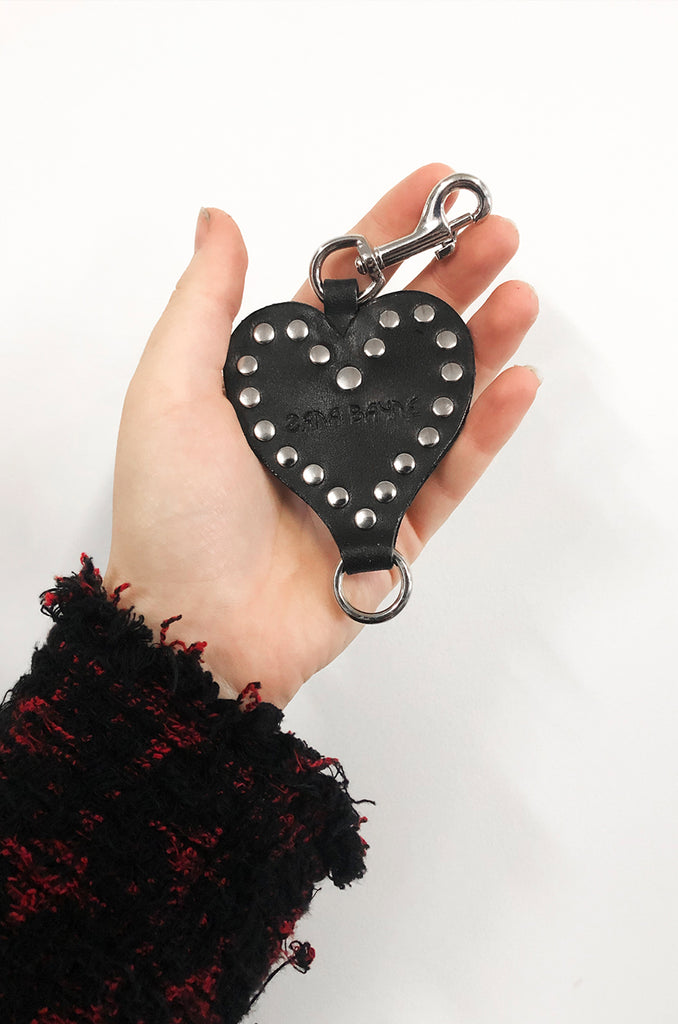 Wicked Heart Keychain