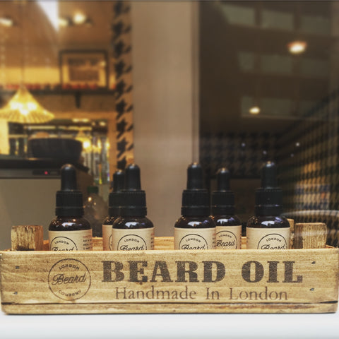 London Beard Company Wholesale Enquiries