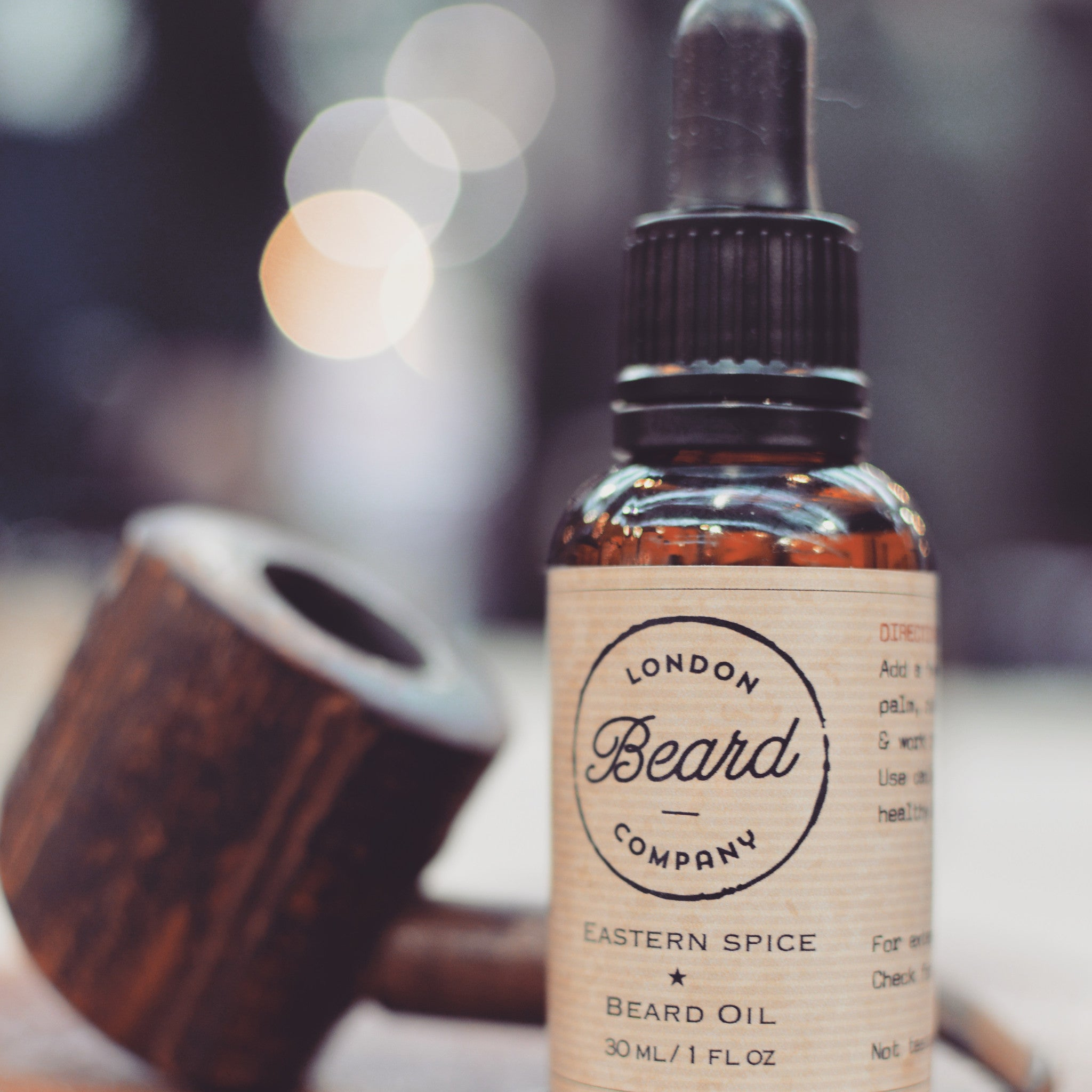 Eastern Spice Beard Oil   London Beard Company   1 ...