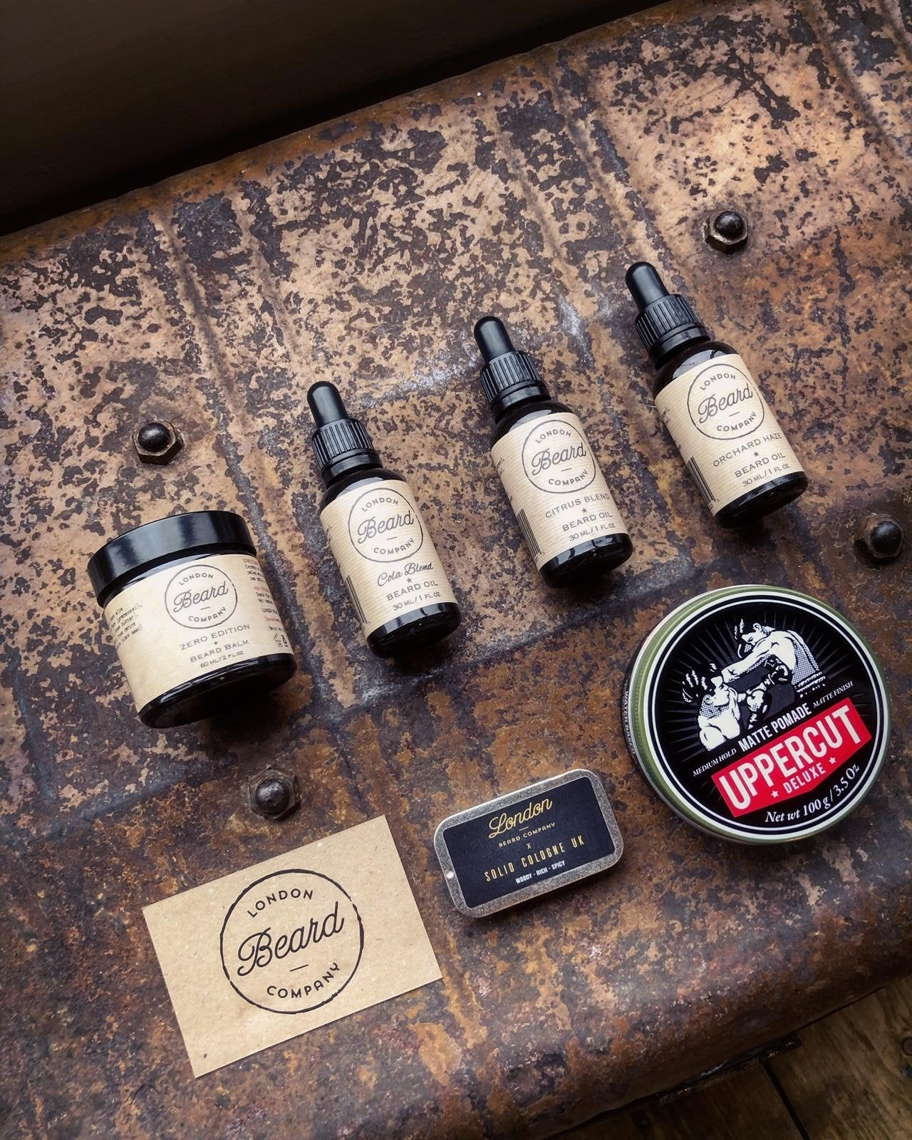 London Beard Company Products