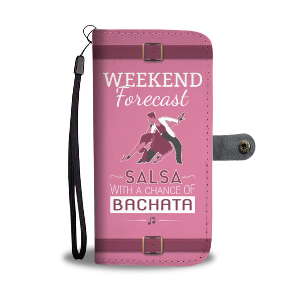 Weekend Forecast Wallet Phone Case
