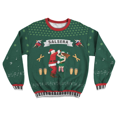 Salsera Ugly Christmas Sweater