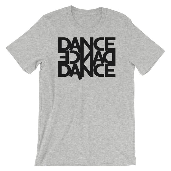 Dance Dance Dance - Men's T-Shirt (Athletic Heather)