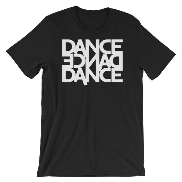 Dance Dance Dance - Men's T-Shirt (Black)