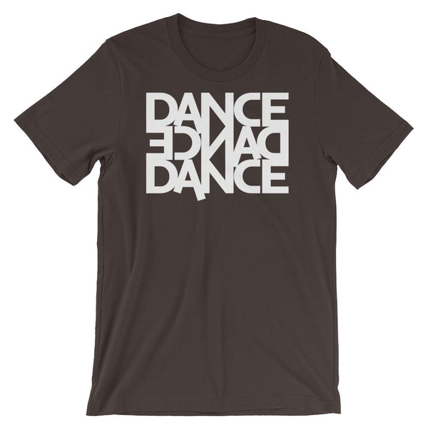 Dance Dance Dance - Men's T-Shirt (Brown)