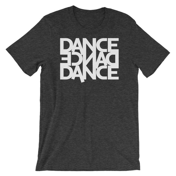 Dance Dance Dance - Men's T-Shirt (Dark Grey Heather)