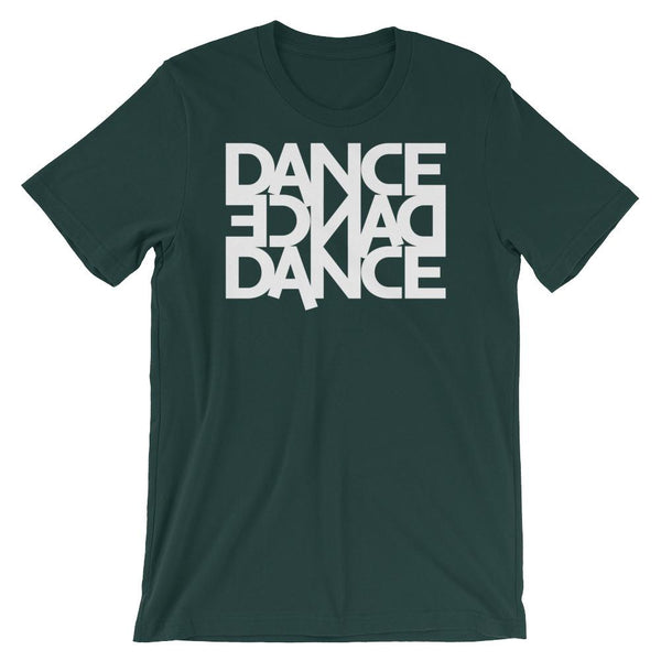 Dance Dance Dance - Men's T-Shirt (Forest)
