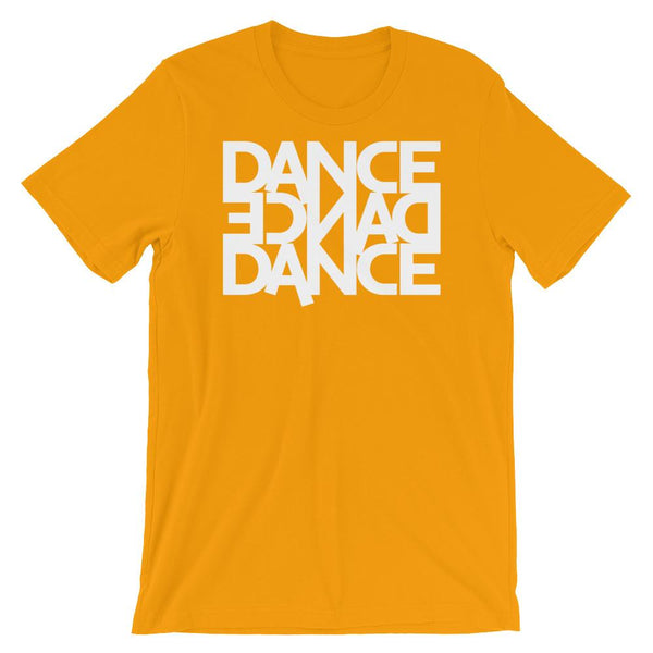 Dance Dance Dance - Men's T-Shirt (Gold)