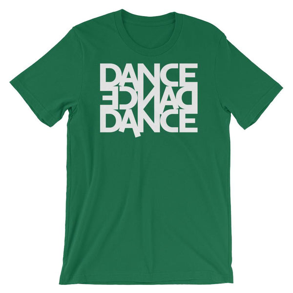 Dance Dance Dance - Men's T-Shirt (Kelly)
