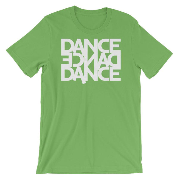 Dance Dance Dance - Men's T-Shirt (Leaf)