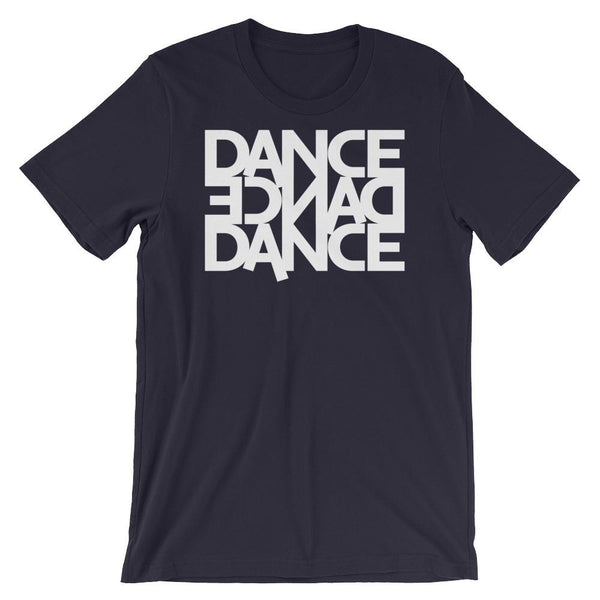 Dance Dance Dance - Men's T-Shirt (Navy)