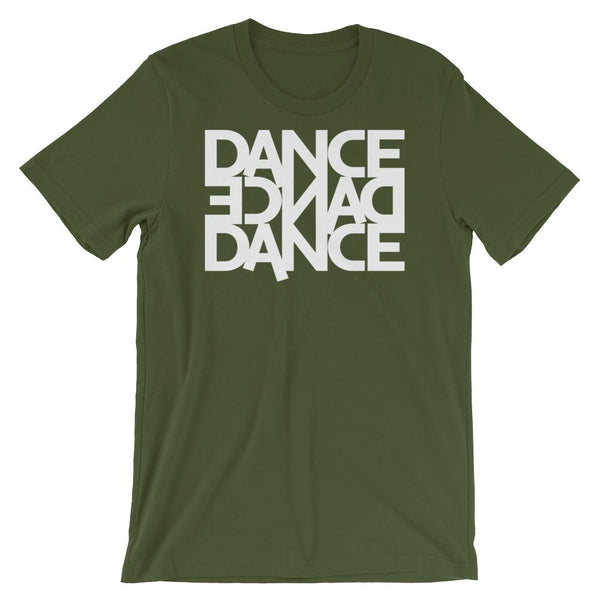 Dance Dance Dance - Men's T-Shirt (Olive)