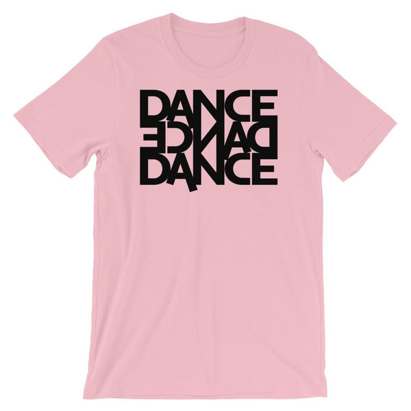 Dance Dance Dance - Men's T-Shirt (Pink)