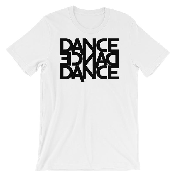 Dance Dance Dance - Men's T-Shirt (White)