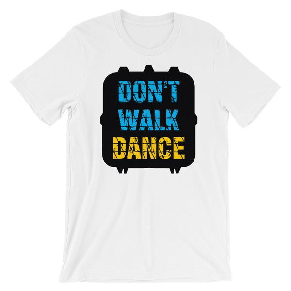 Don't Walk, Dance - Women's T-Shirt (White)
