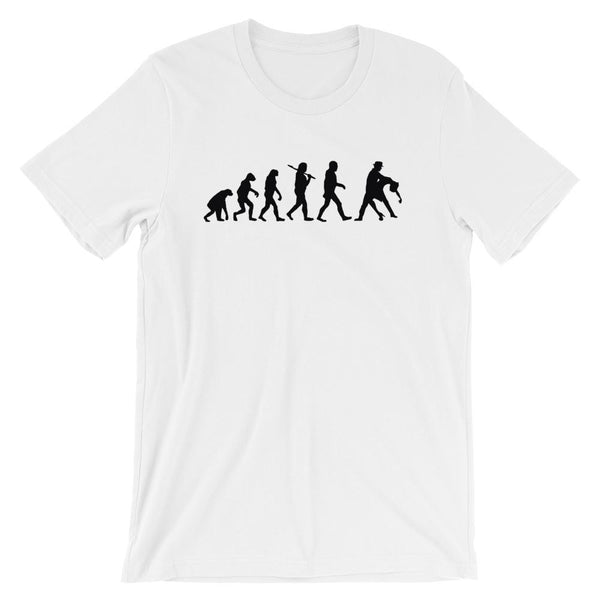 Evolution of Salsa - Men's T-Shirt (White)