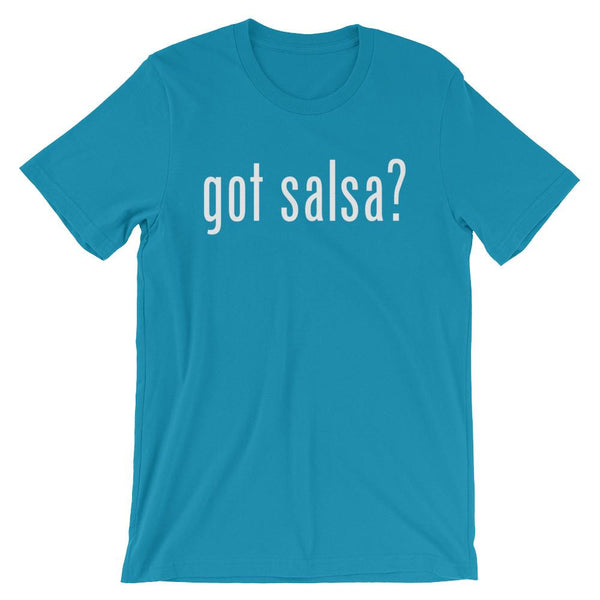 Got Salsa - Men's T-Shirt (Aqua)