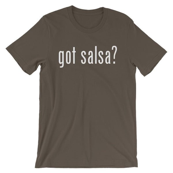 Got Salsa - Men's T-Shirt (Army)
