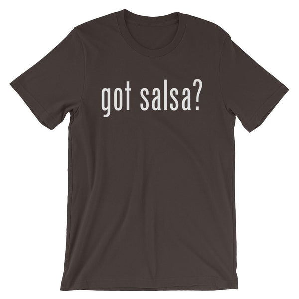 Got Salsa - Men's T-Shirt (Brown)
