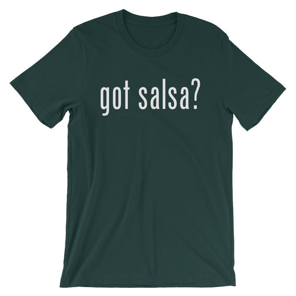 Got Salsa - Men's T-Shirt (Forest)