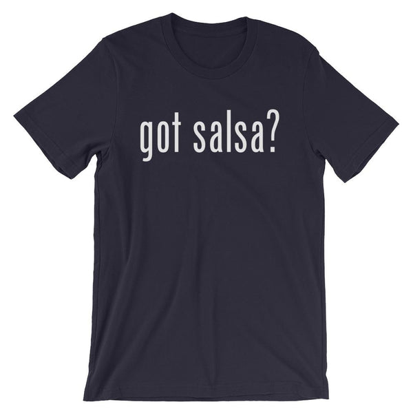 Got Salsa - Men's T-Shirt (Navy)