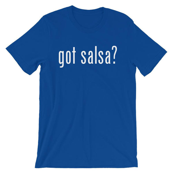 Got Salsa - Men's T-Shirt (True Royal)