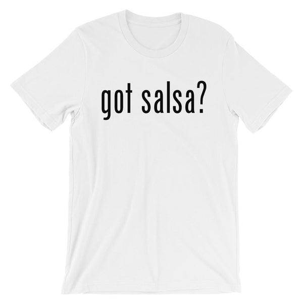 Got Salsa - Men's T-Shirt (White)