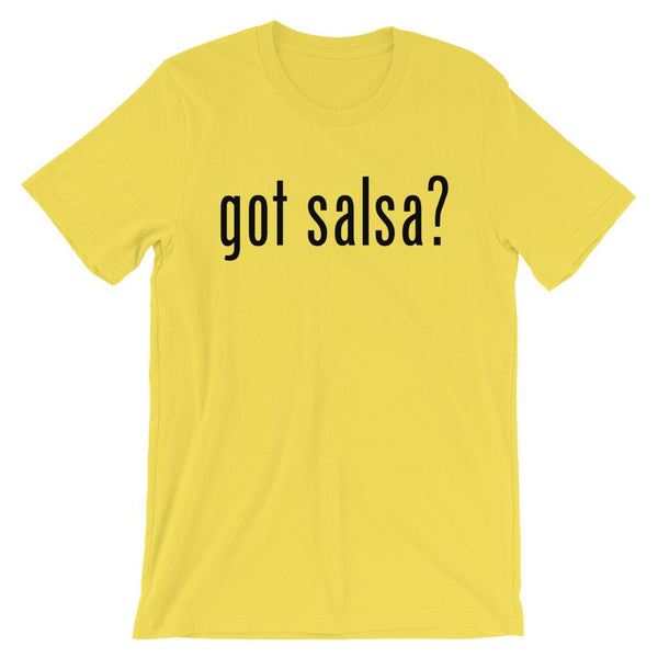 Got Salsa - Men's T-Shirt (Yellow)