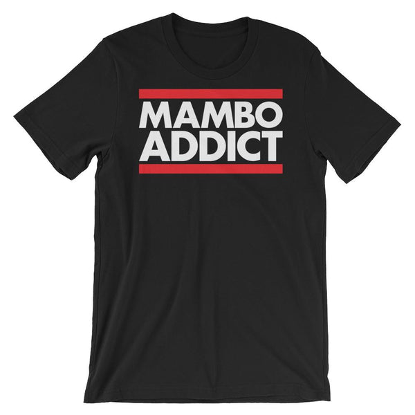 Mambo Addict - Men's T-Shirt (Black)