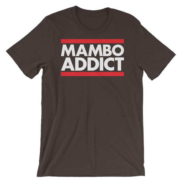 Mambo Addict - Men's T-Shirt (Brown)