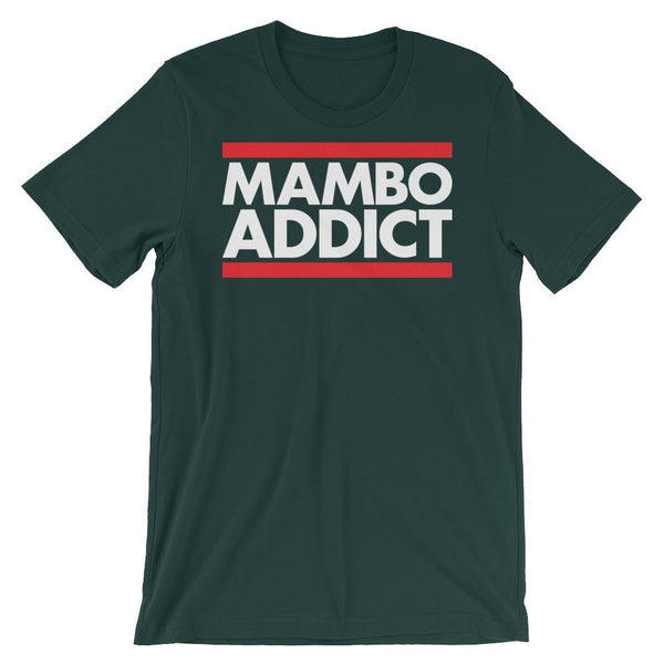 Mambo Addict - Men's T-Shirt (Forest)
