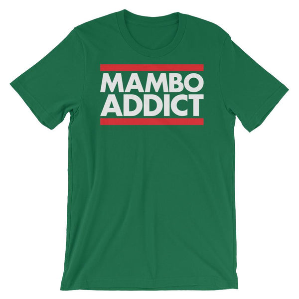 Mambo Addict - Men's T-Shirt (Kelly)
