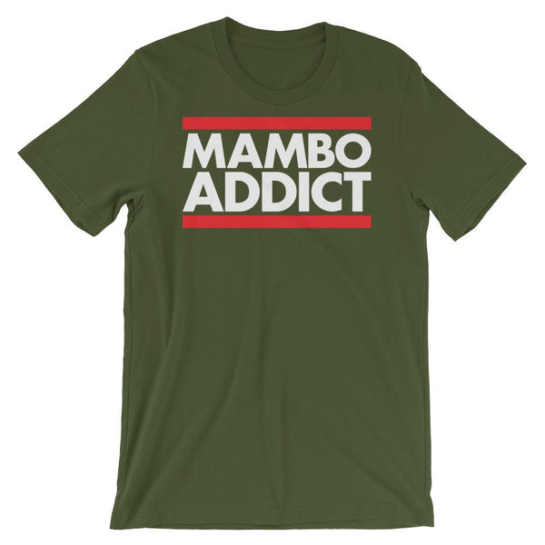 Mambo Addict - Men's T-Shirt (Olive)