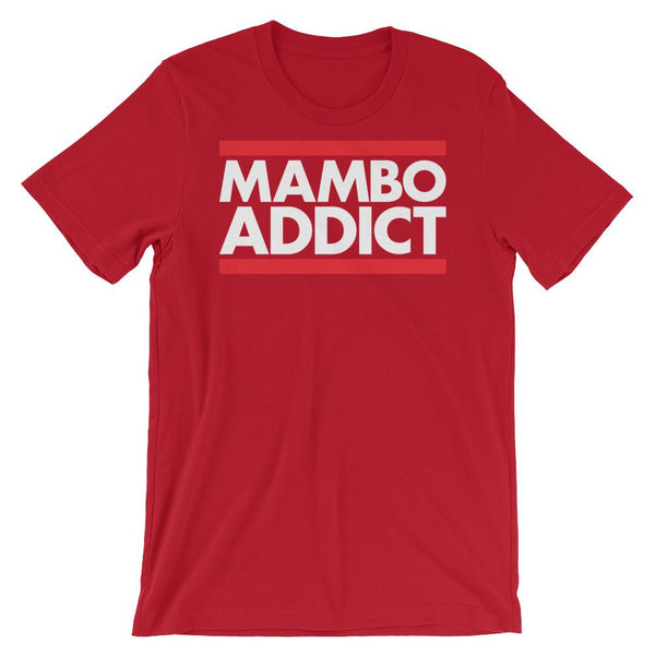 Mambo Addict - Men's T-Shirt (Red)