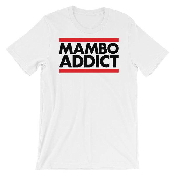 Mambo Addict - Men's T-Shirt (White)