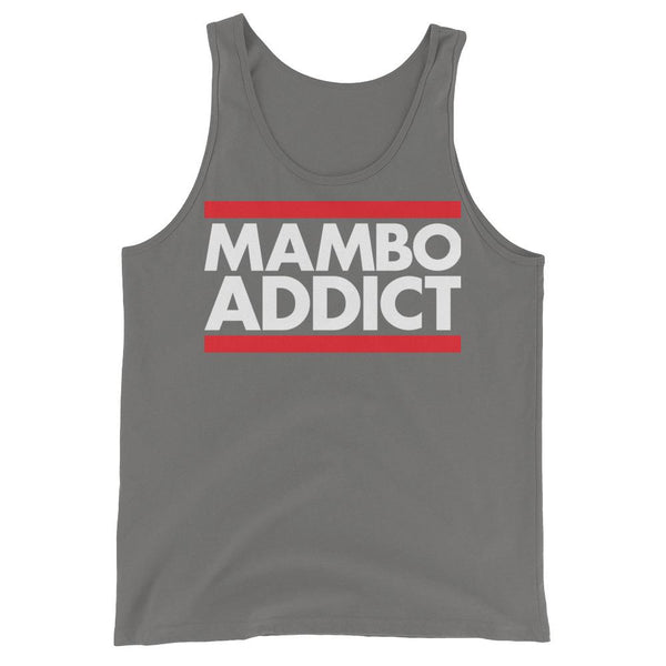 Mambo Addict - Men's Tank Top (Asphalt)
