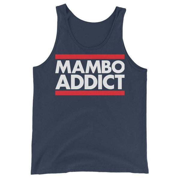 Mambo Addict - Men's Tank Top (Navy)