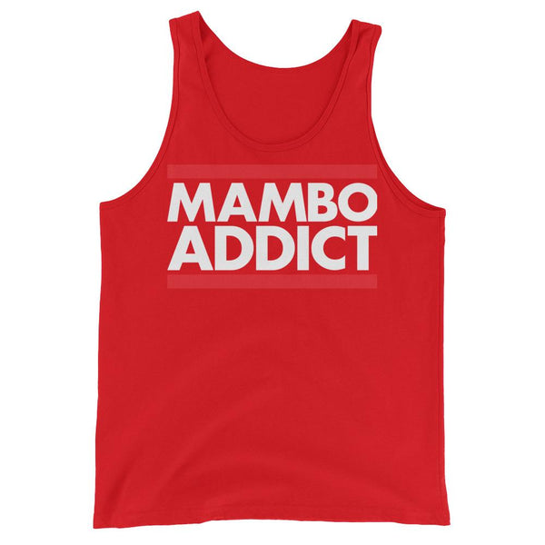 Mambo Addict - Men's Tank Top (Red)