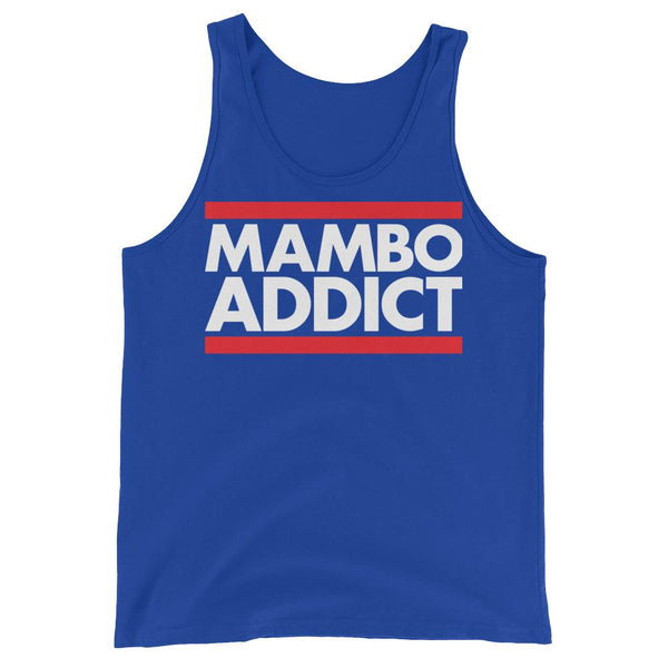 Mambo Addict - Men's Tank Top (True Royal)