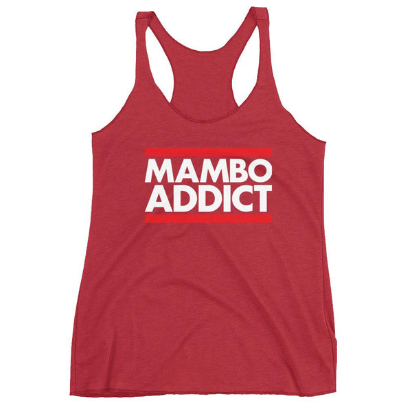 Mambo Addict - Women's Tank Top (Vintage Red)