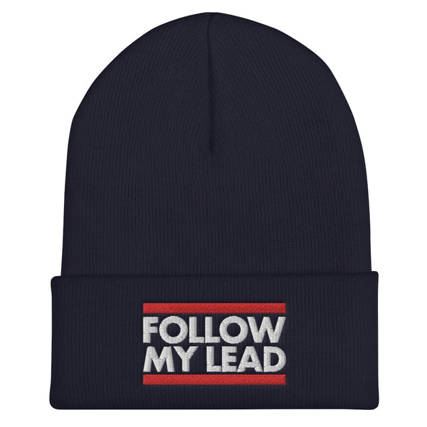 Follow My Lead - Cuffed Beanie