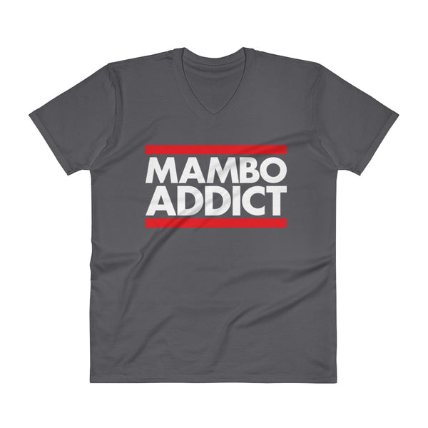 Mambo Addict - Men's V-Neck T-Shirt