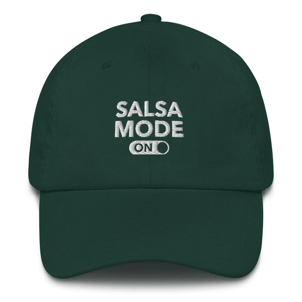 Salsa Mode On - Baseball Cap